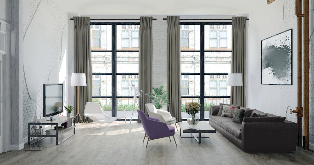 Selecting The Best Curtain Drapery Hardware For Your Windows