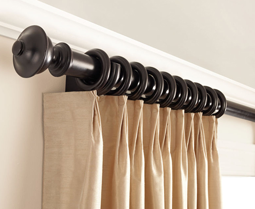 Ultimate Guide To Dry Hardware, Decorative Traverse Curtain Rods