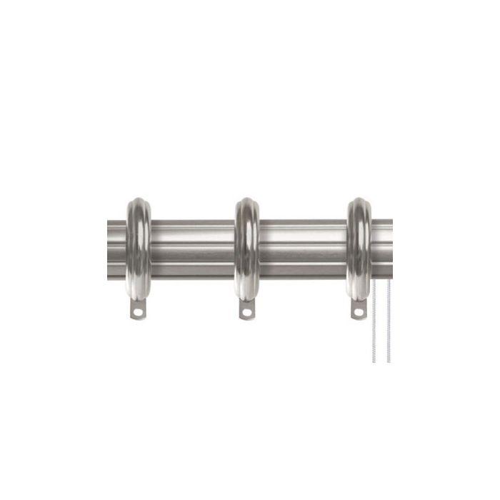 Kirsch Designer Metals Traverse Rod